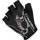 Castelli Rosso Corsa Classic Rękawiczka rowerowa Mężczyźni czarny